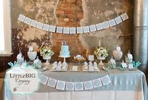 Dessert Tables / by PlushLittleBaby ♥ Jina Park