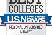 Outstanding Education & Earning Potential / The Kettering University Industrial and Manufacturing Engineering Department is ranked No. 1 in the country by U.S. News and World Report in the publication's annual 'Best Colleges' editions.  Kettering's Mechanical Engineering program ranked No. 3 in the country. Kettering ranked No. 17 in the country among undergraduate engineering programs and No. 24 among all Midwest colleges. / by Kettering University