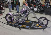 Ultimate Bike Builder 2013-14 / Winning custom bikes from the 12 city International Motorcycle Show's Ultimate Bike Builder tour. / by Harley-Davidson