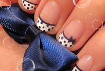 nails / by Cecilia Popkowski Jones