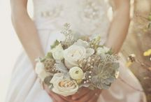 YOUR wedding inspirations!! / by The Blossom Shop