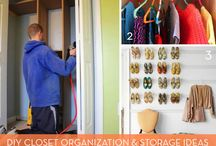 Organization & Cleaning / by Kat (Phillips) Pruce