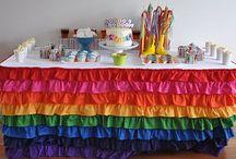 Harper's First Birthday Party / by Nicole Schauer
