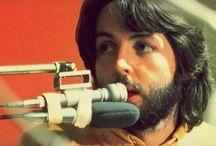 Paul McCartney / by Betsy Tsukada