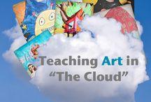 art classroom / by Jenny Fuller