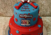 Birthday cake ideas / Birthday cakes / by Claire Bourke