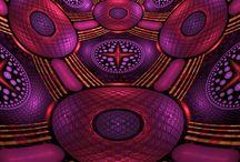 Fractals and Mandalas / by Cynthia Bolton