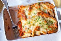Love my pasta / by Beth Pahel