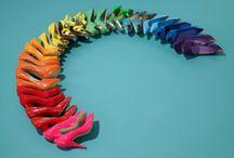 colors / by Pascale Georgiev