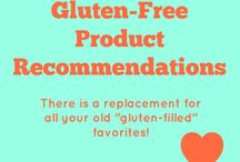 Gluten Free / Because I'm one of those people now. / by Theodora Blanchfield