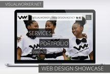 Web design Showcase 2014 / Web Design Showcase 2014 / by Visualworker