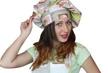 Hats & accezories I LOVE APRONS / by I LOVE APRONS delantales creativos