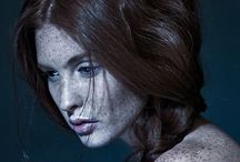 faces / portraits i like / by Sarah Lindsay