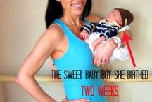 Pregnancy Inspiration / Health and Fitness / by Racheal Palmer