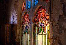 Stain Glass / by Nancy Irish