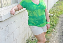 Fat Lady Fashion / by Ashley Bruggeman