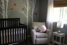 Nursery & Kids Rooms / by Stephanie Woodward Weaver