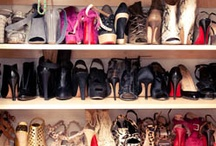 SHOES SHOES AND MORE SHOES / by Aryn Morris