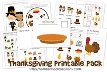 Thanksgiving / by Linda Chouinard