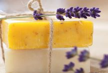 Bath & Body Bonanza / Homemade or store bought--if it smells sweet and feels good it can live on this board. / by Mary Burke