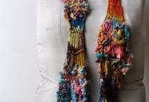Knitting-Scarves / by Lemarus Squeakus Lee