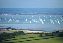 Round the Island Boat Race / Isle of Wight Round the Island Boat Race / by Garden Isle Hotels