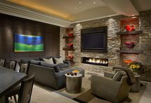 Family Rooms / by Randy Bridges
