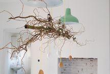 Ceiling Hanging Art / by Arianne Segerman