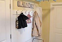 HOUSE: laundry and other house-functions / by Diana Lempel
