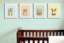 Kids rooms / by Theresa Glanzer