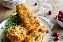 Thanksgiving Recipes / by ~ Della Terra ~