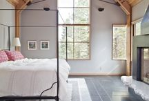 Home | Master Bedroom / by Heather Chasey