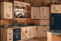 Holbrook Rustic Maple / by Schuler Cabinetry