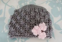 Crochet/Knit Hats / by Sharon Hemingway