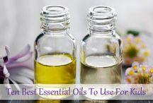 Essential oils / by Lucia Furman