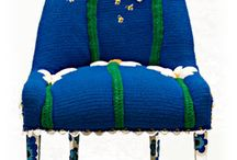 Upholstered furniture  / by Rebecca Garner