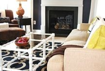 Living Room/Den / by Stewart Billingsley
