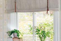 Window treatments / by GetARoom