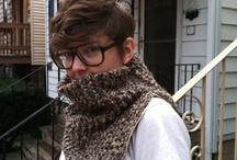 KnitPearlStitch / by Megan Cochran