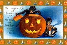 Halloween Vintage / by Bibbety Bobbety Boo