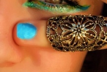 makeup and photography / by Caitlyn Vaughn