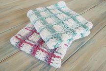 Crochet household items / by Roxann Conger