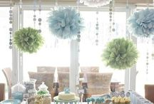 Party decor / by Jenn Anglesey