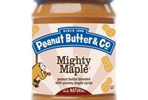 Mighty Maple / #tasteamazing recipes using our all-natural Mighty Maple peanut butter / by PeanutButterCo