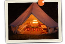 Glamping / by Louise Baker