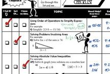 Algebra I / by Kayla Golden