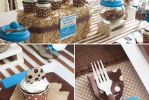 Party ideas / by Allyson Nielson