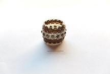 My Jewelry Creations - Rings / by Natalia Savastano