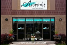 ArtWorks Spokane's showroom / by Nancy Jones