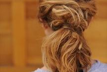 Hair Hair Hair / by Jeanna Bohanon